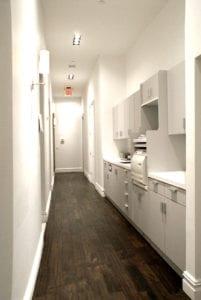Midtown Dental Hallway