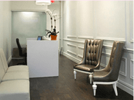 Midtown Dental Reception Waiting Area
