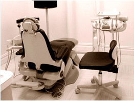 midtown nyc dentist office chair
